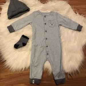 Carter's 3 pc Outfit Bear Set
